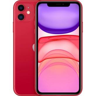 Смартфон Apple iPhone 11 128Gb (PRODUCT) RED (MHDK3RU/A) Новая комплектация