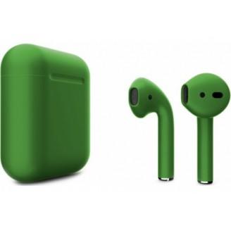 Беспроводные наушники Apple AirPods 2 Color (Matte Dark Green)