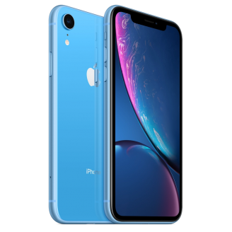 Смартфон Apple iPhone XR 128Gb Blue (MH7R3RU/A) Новая комплектация