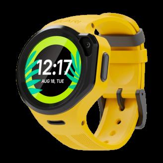 Умные часы Elari KidPhone 4GR (KP-4GR), Жёлтые