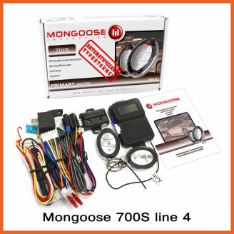 Автосигнализация Mongoose 700S Line 4