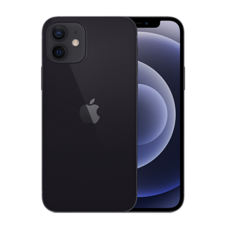 Смартфон Apple iPhone 12 mini 64Gb Black (MGDX3RU/A)