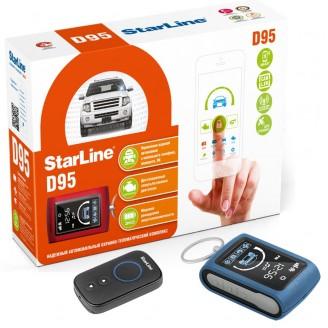 Автосигнализация StarLine D95BT CAN-LIN GSM/GPS