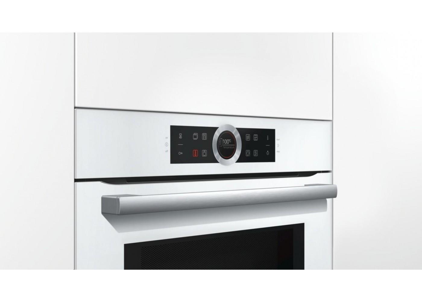 Электрический духовой шкаф Bosch CMG633BW1