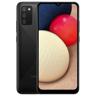 Смартфон Samsung Galaxy A02S 32Gb Чёрный (SM-A025F)