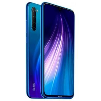 Смартфон Redmi Note 8 (2021) 4/64Gb Neptune Blue Global Version