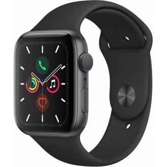 Apple Watch Series 5, 44 мм, алюминий цвета