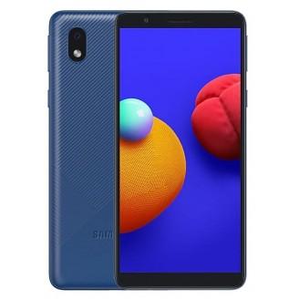 Смартфон Samsung Galaxy A01 Core 16Gb Синий (SM-A013F)