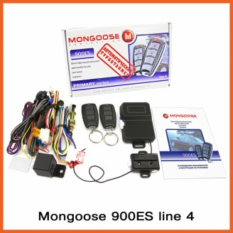 Автосигнализация Mongoose 900ES Line 4