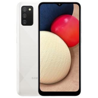 Смартфон Samsung Galaxy A02S 32Gb Белый (SM-A025F)