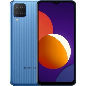 Смартфон Samsung Galaxy M12 32Gb Голубой (SM-M127F)