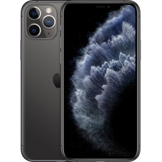 Смартфон Apple iPhone 11 Pro 64Gb Space Gray (MWC22RU/A)