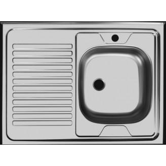 Юкинокс мойка Стандарт STD 800.600-5C ORS (выписывать уп)