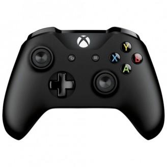 Геймпад Microsoft Xbox One Controller Black