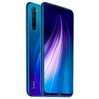 Смартфон Redmi Note 8 3/32Gb Neptune Blue Global Version