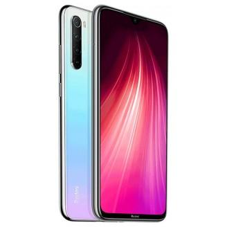 Смартфон Redmi Note 8 (2021) 4/64Gb Moonlight White Global