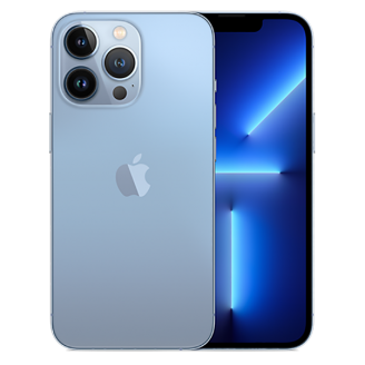 Смартфон Apple iPhone 13 Pro 512Gb Sierra Blue (MLWD3RU/A)