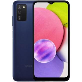 Смартфон Samsung Galaxy A03s 32Gb Синий (SM-A037F)