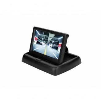 Зеркало-видеорегистратор Swat CDH-125 BL