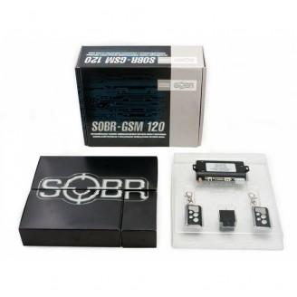 Автосигнализация SOBR GSM 120