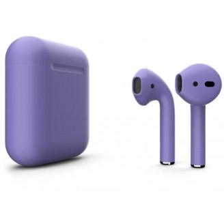 Беспроводные наушники Apple AirPods 2 Color (Matte Violet)