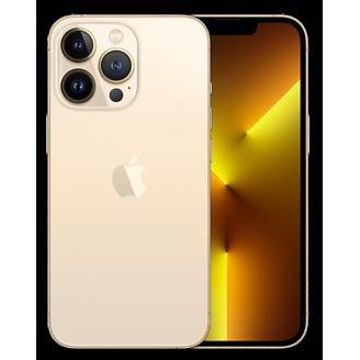 Смартфон Apple iPhone 13 Pro 128Gb Gold (MLW33RU/A)