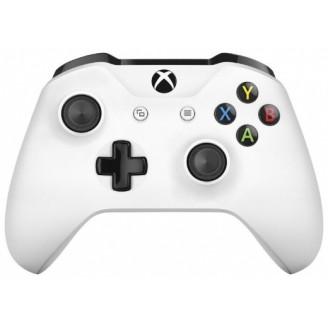 Геймпад Microsoft Xbox One Controller White