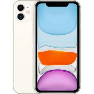 Смартфон Apple iPhone 11 128Gb White (MHDJ3RU/A) Новая комплектация