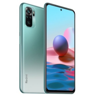 Смартфон Redmi Note 10 4/64Gb Lake Green Global
