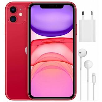Смартфон Apple iPhone 11 64Gb (PRODUCT) RED (MWLV2RU/A)