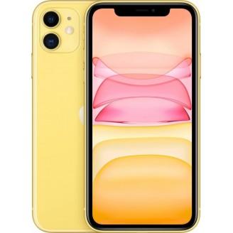Смартфон Apple iPhone 11 128Gb Yellow (MHDL3RU/A) Новая комплектация