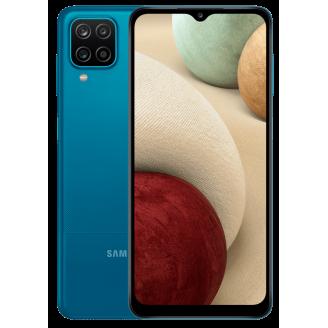 Смартфон Samsung Galaxy A12 64Gb Синий (SM-A125F)