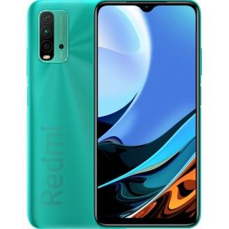 Смартфон Redmi 9T 4/64Gb Ocean Green Global (Без NFC)