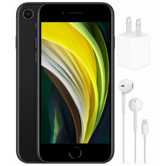 Смартфон Apple iPhone SE (2020) 64Gb Black