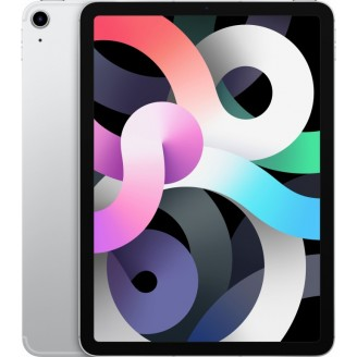 Apple iPad Air (2020) Wi-Fi + Cellular 64Gb Silver (MYGX2RU/A)