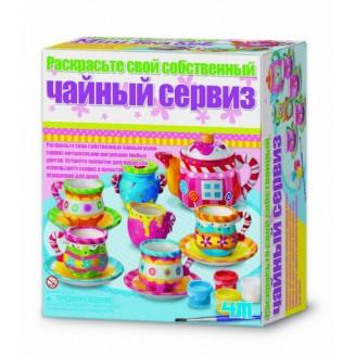 Набор 4M Чайный сервиз (00-04541)