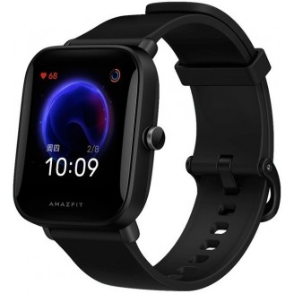 Умные часы Amazfit Bip U Pro, Чёрные (A2008)