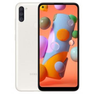 Смартфон Samsung Galaxy A11 32Gb Белый (SM-A115F)