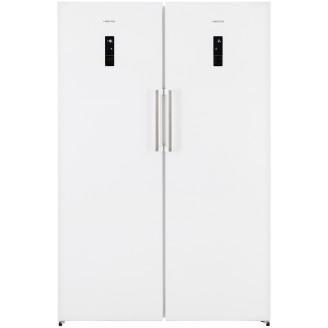 Холодильник SBS HIBERG RF-47D NFW+FR-34D NFW