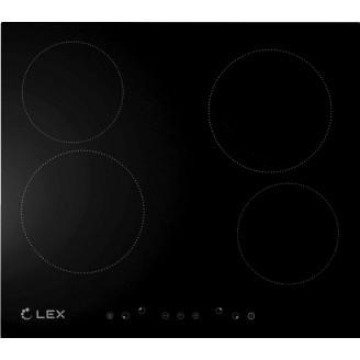 LEX EVH 640 BL электрическая варочная поверхность
